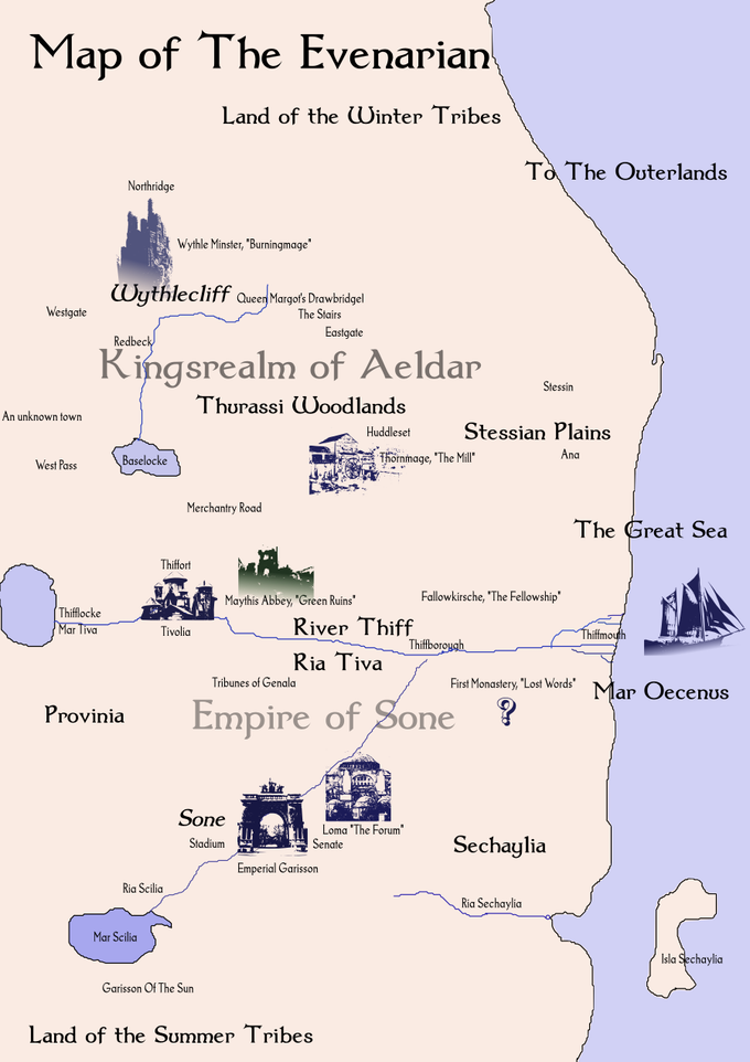 Help us hire an artist to make a professional version of this map