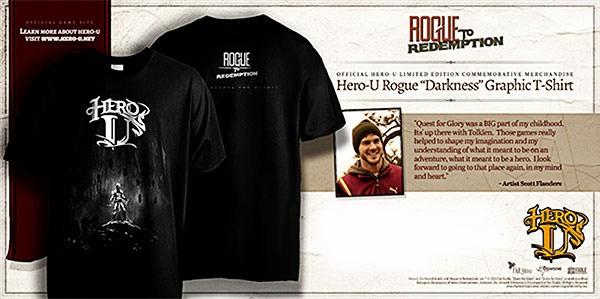 T-Shirt add-on ($30)