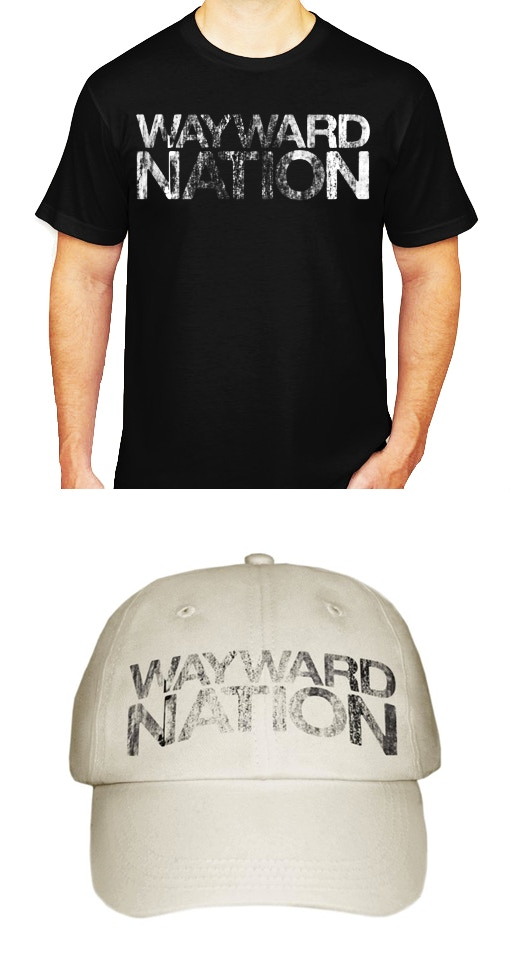 STREET TEAM (Wayward Nation T-Shirt/Hat)