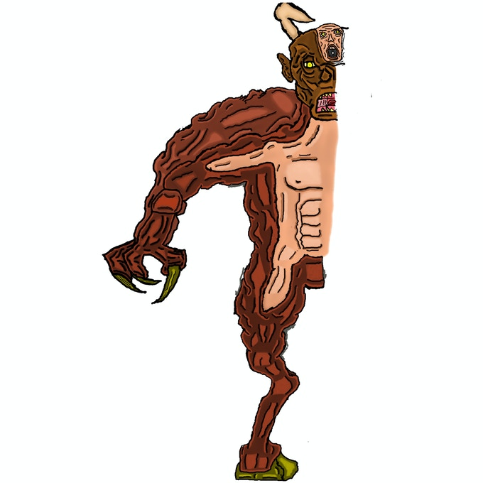the final manandtaur concept