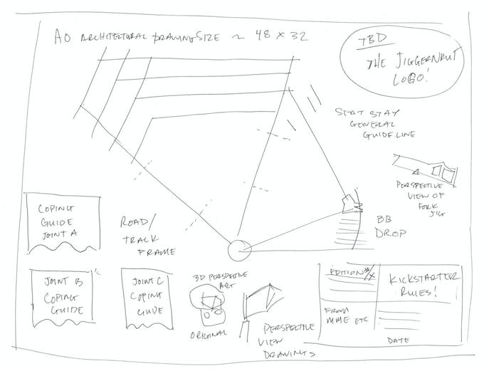 Final Poster Concept Sketch