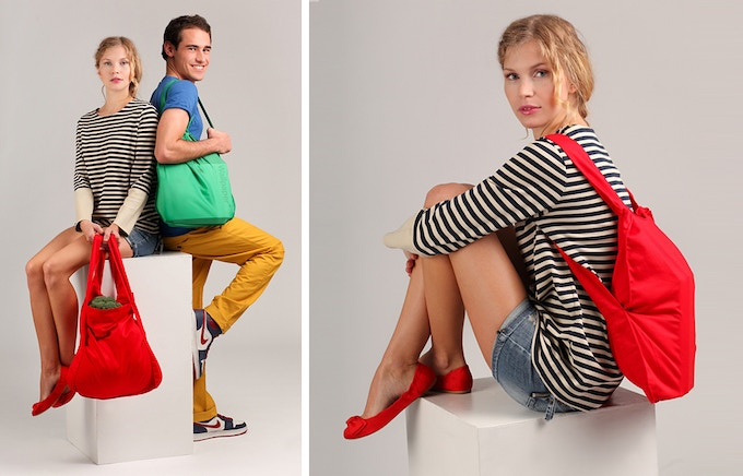Notabag is not just a bag, it is more than that. It is your backpack, your shopping companion, your third hand, your style advocate, your extra pocket, your soul mate.