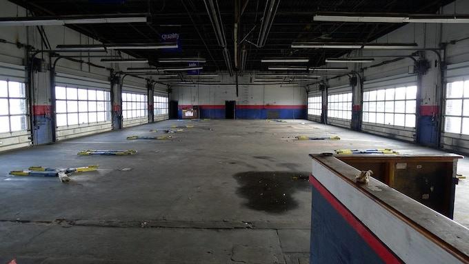 The Garage Service Center : Indy winter solstice by pam blevins hinkle — kickstarter