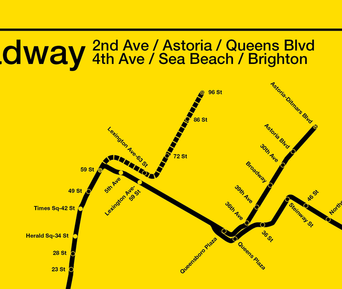 leigh an subway irish edition