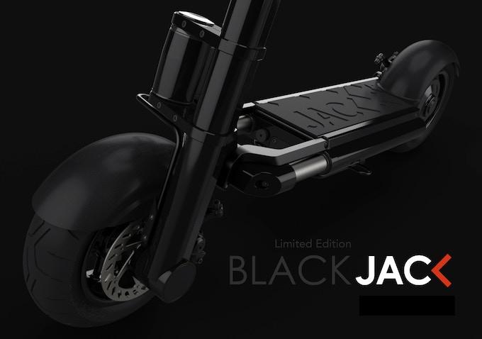 BLACK JAC<