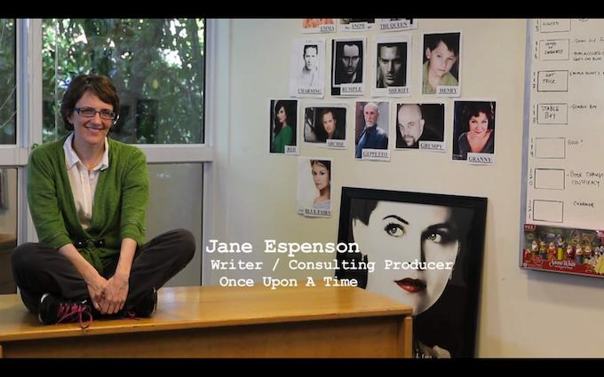Jane Espenson - Battlestar Galactica, Game of Thrones, Once Upon A Time, Husbands