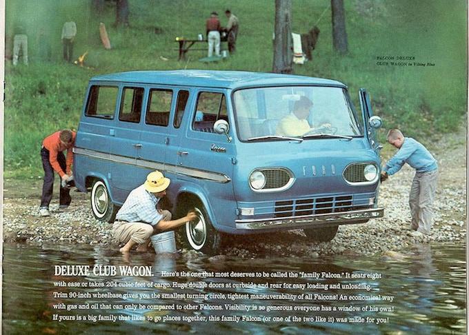 Original Advertisement from 1963