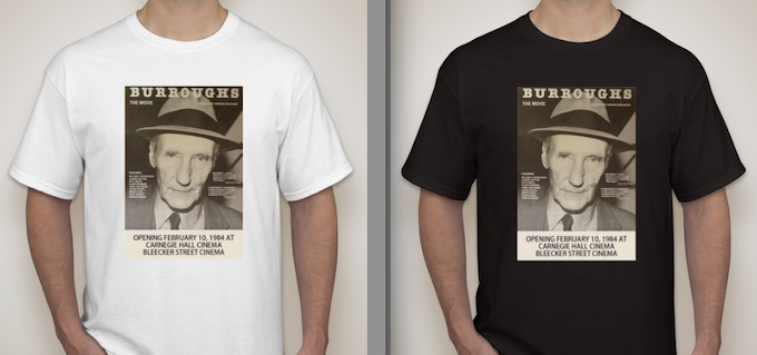 Poster T-Shirt Exclusively made for this campaign