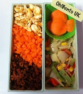 We will show you how you can make a delicious, filling meal for less than the price of a burger. This bento cost 70p to fill!