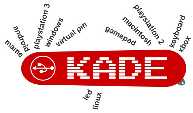 KADE - Connects arcade controls to computers and consoles by