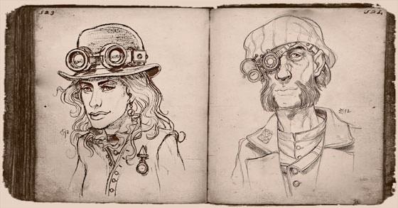 Illustrations by Jeff Laubenstein