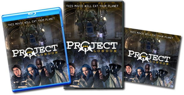 What the packaging will look like: Blu-ray Disk, DVD, Soundtrack CD