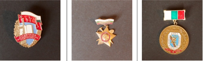 Click here to see more of Page 1 of the images of available buttons, pins and medals