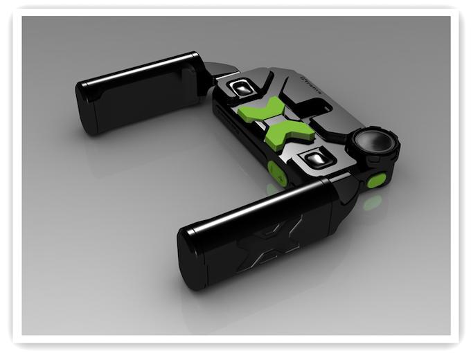 iXtreme with iX Grips