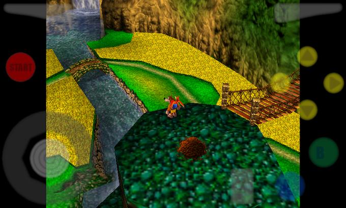 Mupen64Plus OUYA (Nintendo 64 Emulator) by Paul Lamb