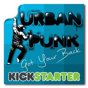 """Urban Punk """"Got Your Back"""" Kickstarter Avatar"""