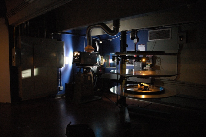 The 100 years of film projection in theaters is ending.