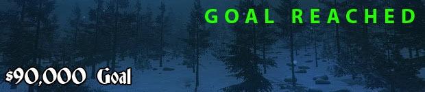 $90,000 Goal - Arctic Lands - REACHED