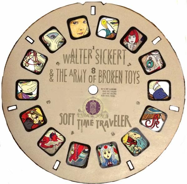 Soft Time Traveler Concept art by Walter Sickert