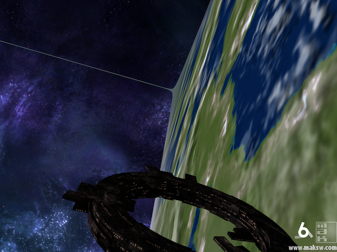 """That's no Halo... it's a Ringworld!"""