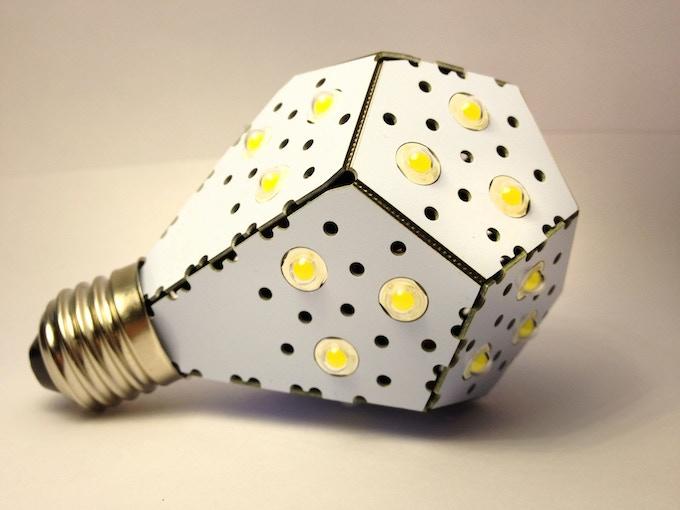 12W NanoLight (100W Equivalent) White