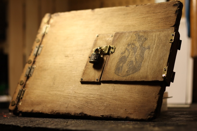 Salvatore's Journal.