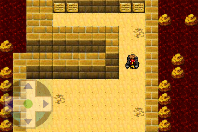 This is the game running at about 30 fps on an iPhone 4S