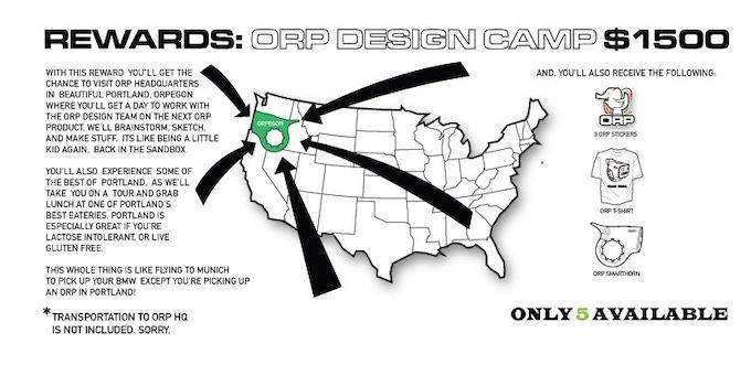 Orp Smart Horn {Smorn} by Tory Orzeck —Kickstarter