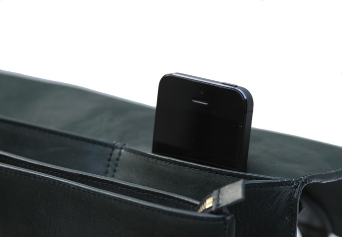 iPhone compartment