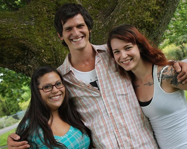 COPIOUS LOVE - Lacy Sarco, Tony Gavilanes, Chelsea Madsen