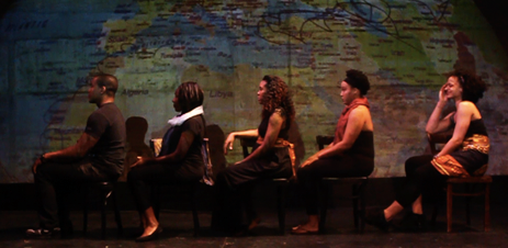 Foreign Bodies, Culture Project's Women Center Stage 2012 Festival.
