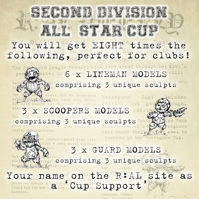 Second Division All-Star Cup