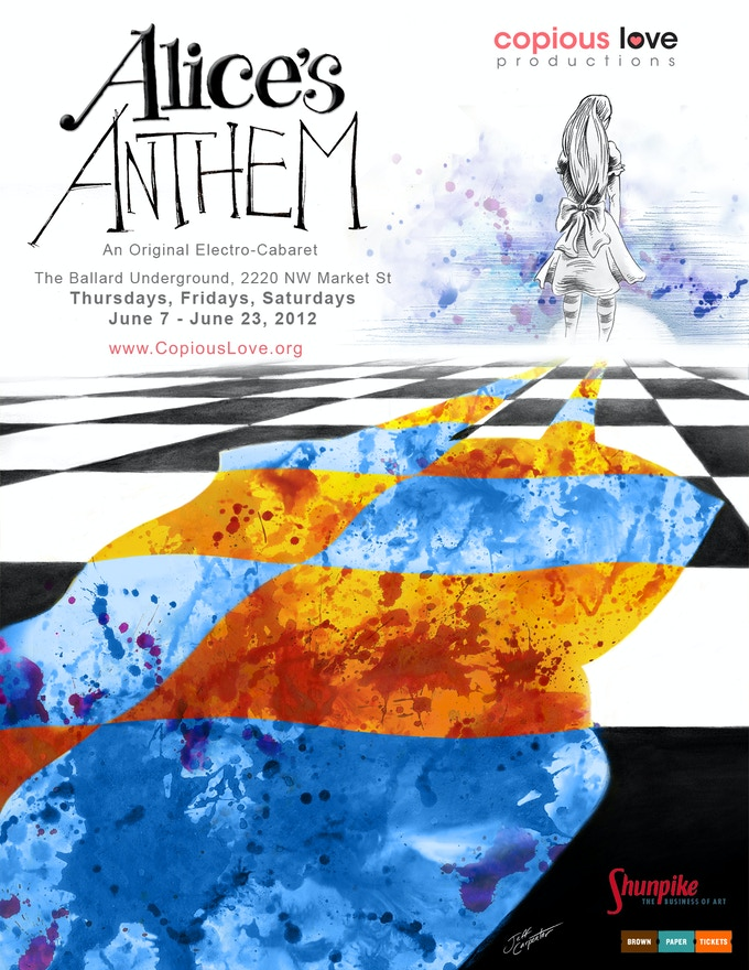 Alice's Anthem