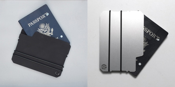 PASSPORT WALLETS MODEL C