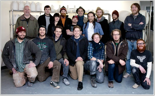 The team at Mudshark Studios