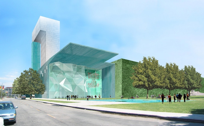 Steven Holl's Natural History Museum addition