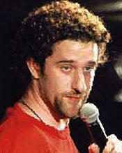 """Dustin Diamond (""""Screech"""" from """"Saved By The Bell"""")"""