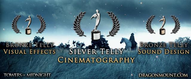 "Watch the award-winning ""Towers of Midnight"" book trailer"
