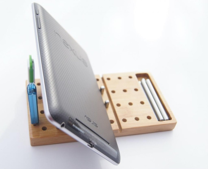 Modo works with all tablets with or without a case