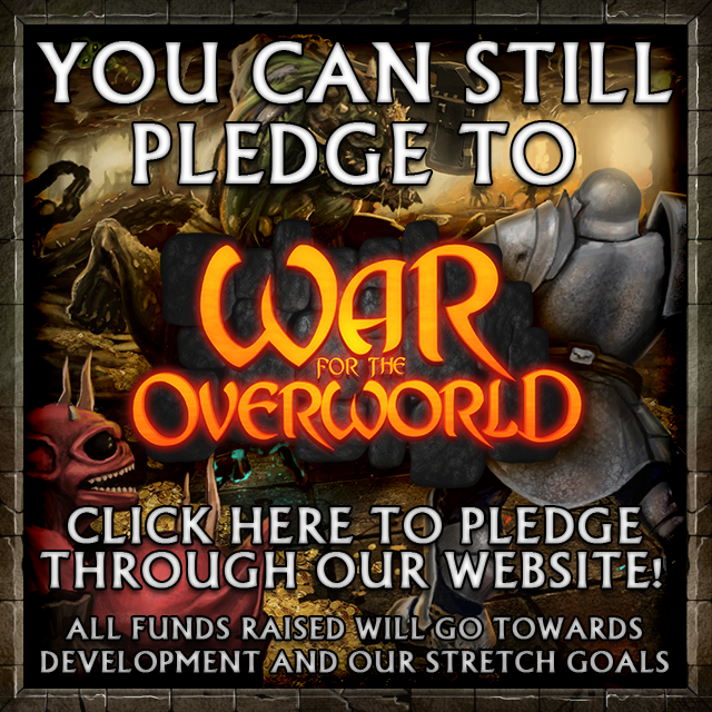 War for the Overworld by Subterranean Games — Kickstarter
