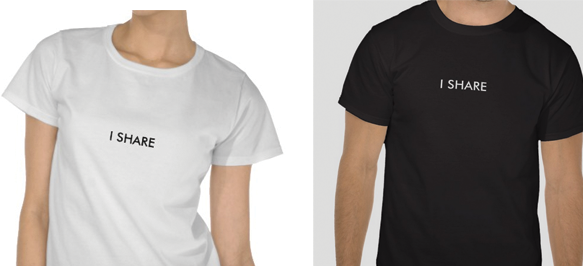 I Share T-Shirt