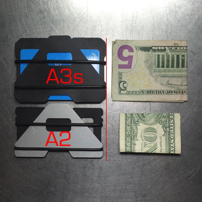 COMPARISON BETWEEN A3s AND A2