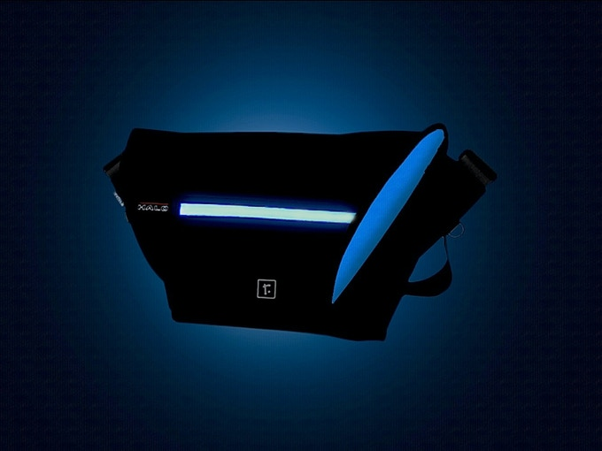 HALO ZERO - blue