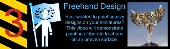 Freehand can be more than just logos and numerals!