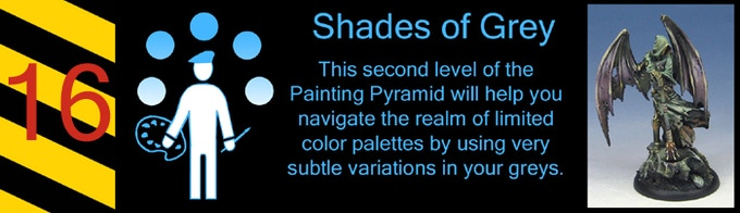 Going with a limited palette is a challenge, but it is a great exercise for your brain!