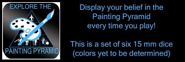 Who knows what colors may appear!