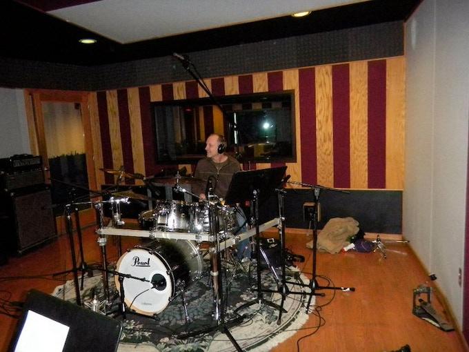 Tim Buppert on Drums