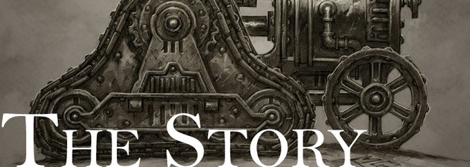 660878146bb7 Cowboys   Engines is an ambitious steampunk adventure that follows Cade  Ballard (Richard Hatch)