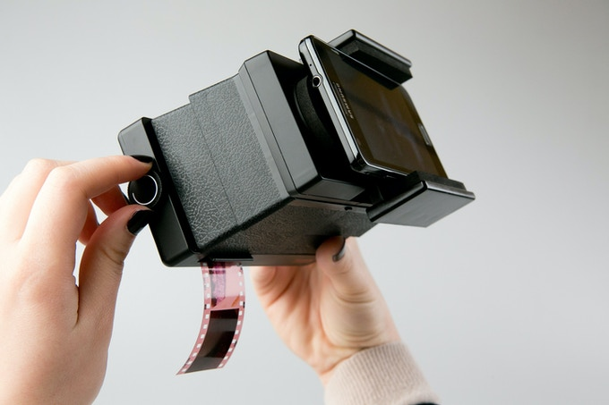 The Perfect Tool For Scanning Your 35mm Films