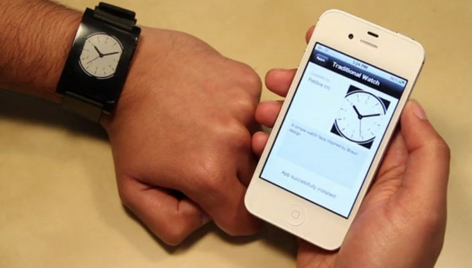 Pebble support = LifeClock on your wrist.(FPO)